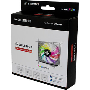 Xilence Performance A+ 120mm RGB LED Lüfter XILENCE XF062