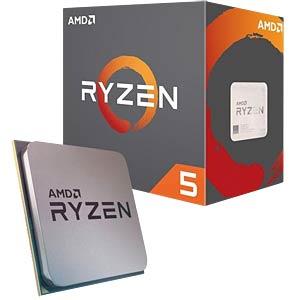AMD AM4 Ryzen 5 1600X, 6x 3.60GHz, boxed AMD YD160XBCAEWOF