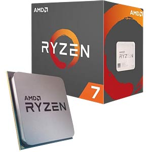 AMD AM4 Ryzen 7 1700X, 8x 3.40GHz, boxed AMD YD170XBCAEWOF
