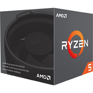 YD2600BBAFBOX - AMD AM4 Ryzen 5 2600