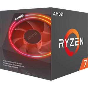 AMD AM4 Ryzen 7 2700X, 8x 3.70GHz, boxed AMD YD270XBGAFBOX