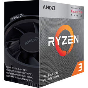 YD3200C5FHBOX - AMD AM4 Ryzen 3 3200G
