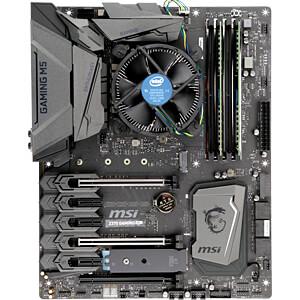 Tuning-Kit Intel Core i7-8700K, 6x 3.70GHz - 32GB MSI 101654