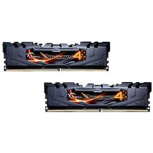 16 GB DDR4 3000 CL15 G.Skill Ripjaws 4 2er Kit G.SKILL F4-3000C15D-16GRK