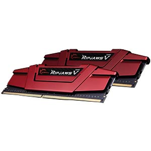 16 GB DDR4 3000 CL15 G.Skill Ripjaws V 2er Kit G.SKILL F4-3000C15D-16GVR