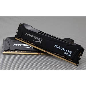 16 GB DDR4 2133 CL13 HyperX Savage 2er Kit HYPERX HX421C13SBK2/16
