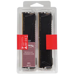 8 GB DDR4 3000 CL15 HyperX Savage Kit of 2 HYPERX HX430C15SBK2/8