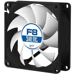 Arctic enclosure fan F8 Silent, 80 mm ARCTIC ACFAN00025A