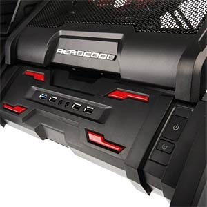 AeroCool Strike-X Air test bench AERO COOL EN56830