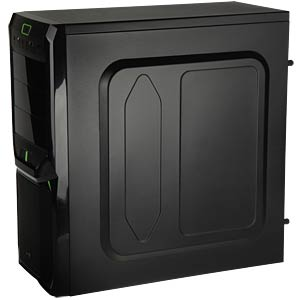 AeroCool Miditower V3X Evil Green Edition AERO COOL EN57431