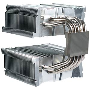 Alpenföhn ATLAS CPU cooler — 2x 92 mm ALPENFÖHN 84000000124