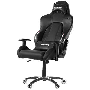 PREMIUM Gaming Chair Black-Carbon V2 AKRACING AK-7002-CB