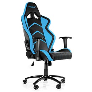 Gaming-Stuhl AKRACING Player schwarz / blau AKRACING AK-K6014-BL