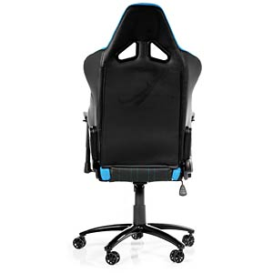 AKRACING Player gaming chair, black/blue AKRACING AK-K6014-BL