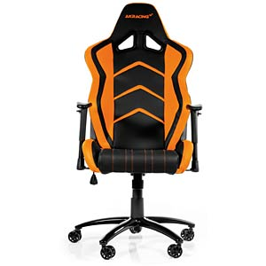 Gaming-Stuhl AKRACING Player schwarz / orange AKRACING AK-K6014-BO