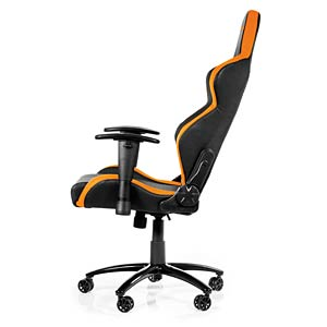 AKRACING Player gaming chair, black/orange AKRACING AK-K6014-BO