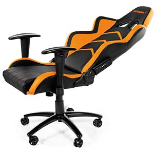 Gaming Stuhl AKRACING Player schwarz / orange AKRACING AK-K6014-BO