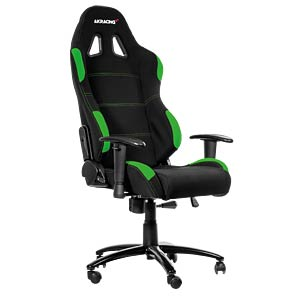 AKRACING K7012 series gaming chair, black/green AKRACING AK-K7012-BG