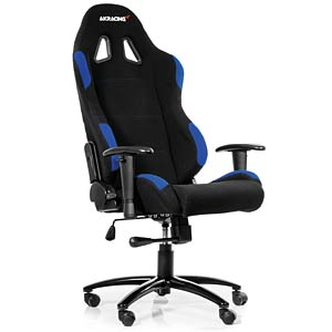 AKRACING K7012 series gaming chair, black/blue AKRACING AK-K7012-BL