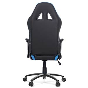 Gaming-Stuhl AKRACING Nitro schwarz/blau AKRACING AK-NITRO-BL