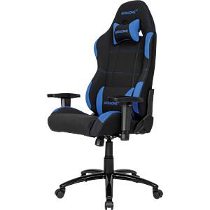 AKRACING K7012 Gamingstuhl schwarz/blau AKRACING AK-K7012-BL