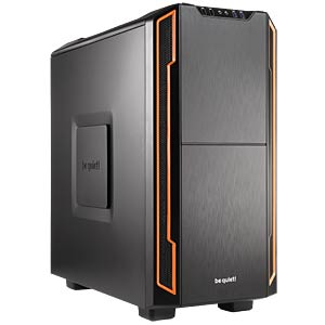 be quiet! Silent Base 600 Orange BEQUIET BG005