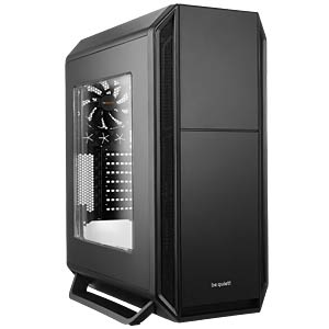 be quiet! Silent Base 800 Window Schwarz BEQUIET BGW02