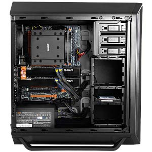 be quiet! Silent Base 800 Window, black BEQUIET BGW02