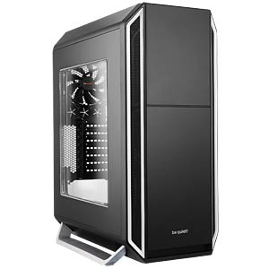 be quiet! Silent Base 800 Window argenté BEQUIET BGW03
