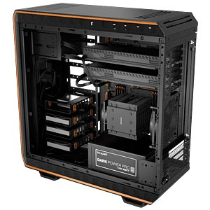 be quiet! Dark Base Pro 900 Orange BEQUIET BGW10