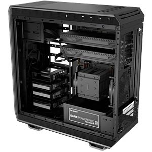 be quiet! Dark Base Pro 900 Silver BEQUIET BGW12
