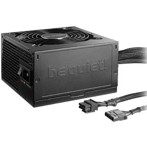 be quiet! System Power 8 600 Watt, BN242 BEQUIET BN242
