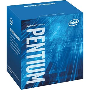 Intel Pentium G4400, 2x 3.30 GHz, boxed, 1151 INTEL BX80662G4400
