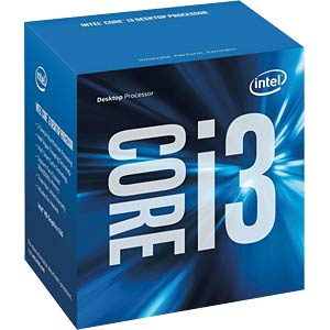 Intel Core i3-6100, 2x 3,7 GHz, boxed, 1151 INTEL BX80662I36100