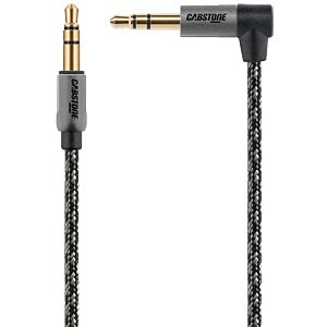 Audio cable, 3.5 mm <-> 3.5 mm jack CABSTONE 43866