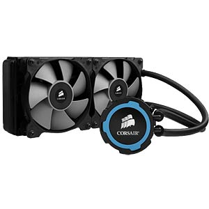Corsair Hydro Series H105 Liquid Cooler CORSAIR CW-9060016-WW