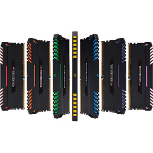 32GB DDR4 3466 CL16 Corsair 4er Kit CORSAIR CMR32GX4M4C3466C16