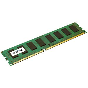 8 GB DDR3L 1600 CL11 Crucial CRUCIAL CT102464BD160B
