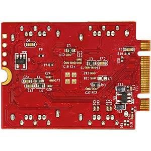 M.2 NGFF > 4x SATA 6Gb/s DELOCK 54668