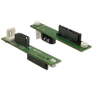 Adapter SATA Slim 13pin > SATA DELOCK 61667