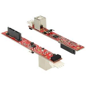 Konverter Slim-SATA > USB 3.0 DELOCK 62651