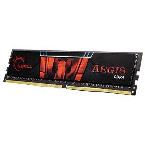 DDR4 2400 8GB CL15 GSkill Aegis G.SKILL F4-2400C15S-8GIS
