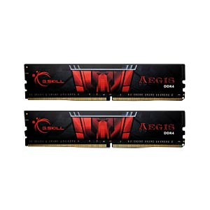 DDR4 2400 16GB CL15 GSkill Aegis Kit of 2 G.SKILL F4-2400C15D-16GIS