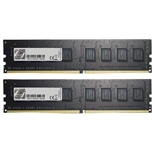 DDR4 2400 16GB CL15 GSkill NT Kit of 2 G.SKILL F4-2400C15D-16GNT