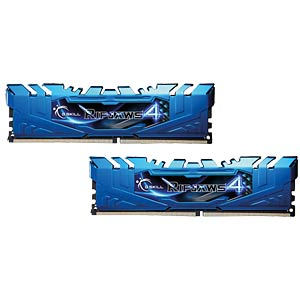 DDR4 3000 16GB CL15 GSkill Ripjaws4 2er Kit G.SKILL F4-3000C15D-16GRBB