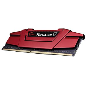 DDR4 3200 32GB CL15 GSkill RipjawsV Kit of 2 G.SKILL F4-3200C15D-32GVR