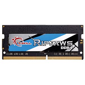 8 GB SO DDR4 2133 CL15 GSkill Ripjaws G.SKILL F4-2133C15S-8GRS