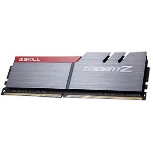 DDR4 3333 32GB CL16 GSkill TridZ Kit of 4 G.SKILL F4-3333C16Q-32GTZ