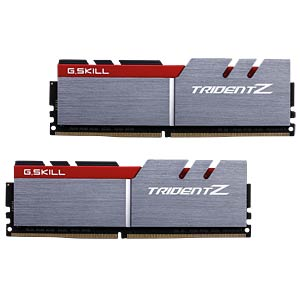 DDR4 3200 16GB CL14 GSkill TridZ Kit of 2 G.SKILL F4-3200C14D-16GTZ