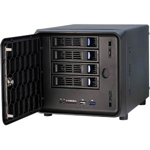 Inter-Tech Mini-ITX Cube IPC SC-4100 INTER-TECH 88887112